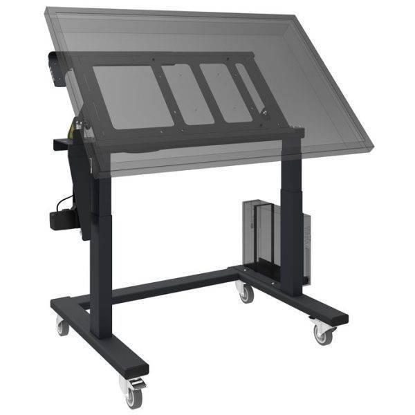Tip & Touch Statief rolstoelgebruikers <br> Art. Nr. 80041504