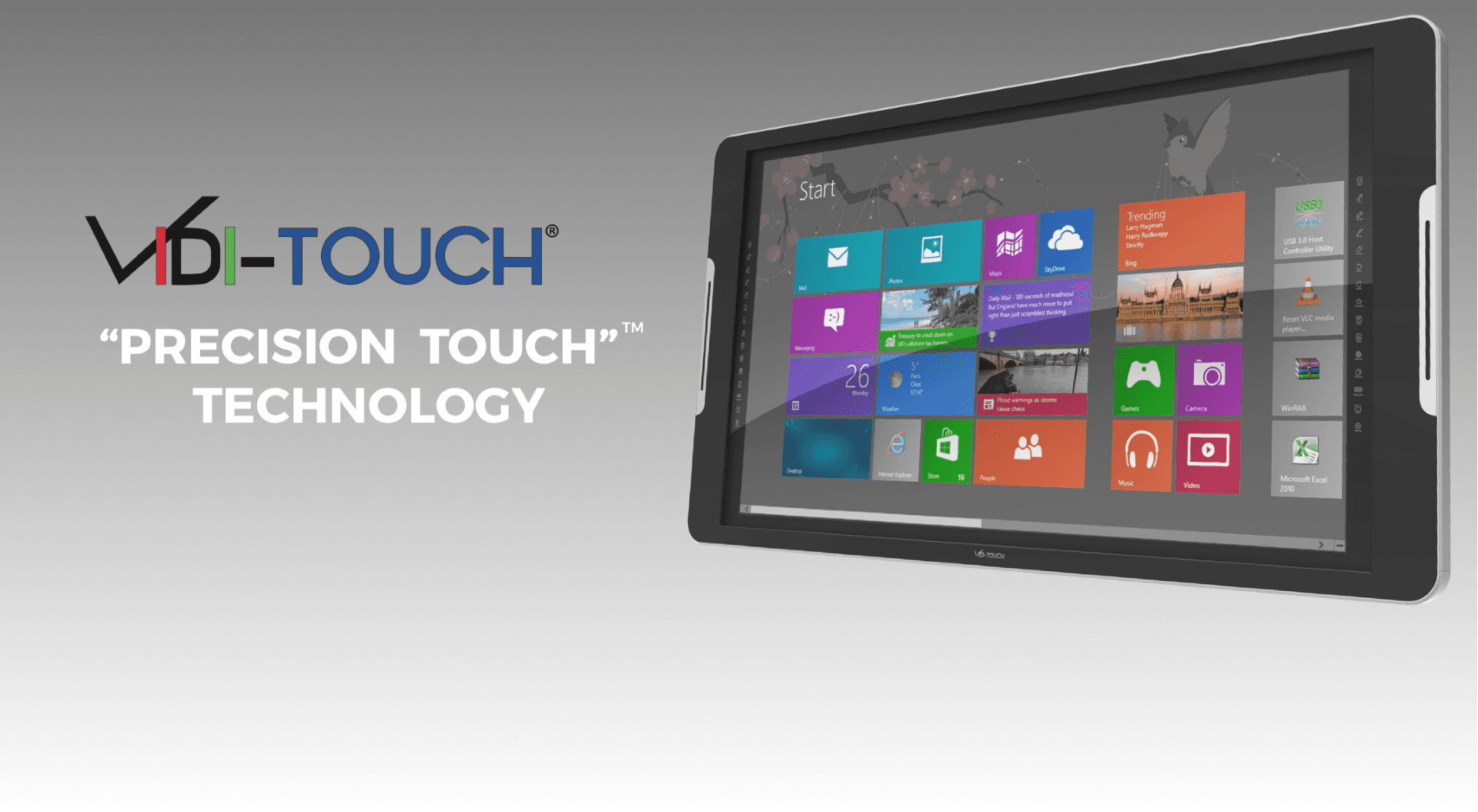 Precision Touch Technology