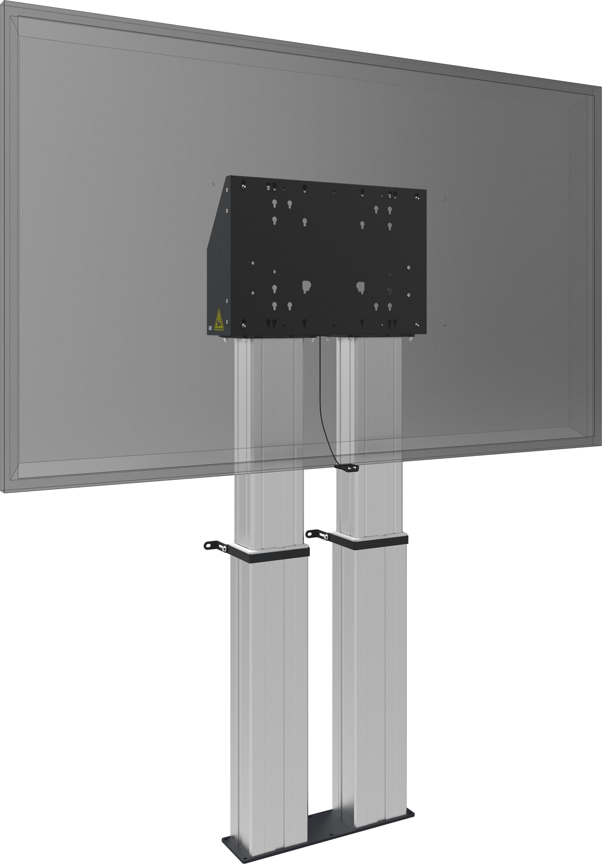 Vloerlift XL Dubbelkoloms <br></noscript> Art. Nr. 80041303