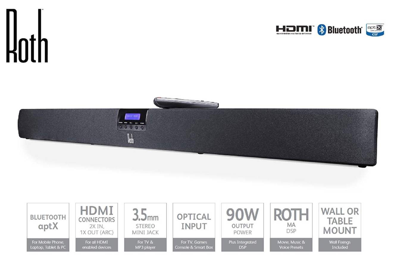 Vidi-Touch Soundbar <br> Art.Nr. 80031104